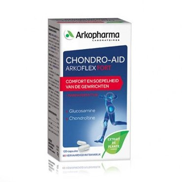 Image of Arkoflex Chondro-aid Fort 120 Capsules