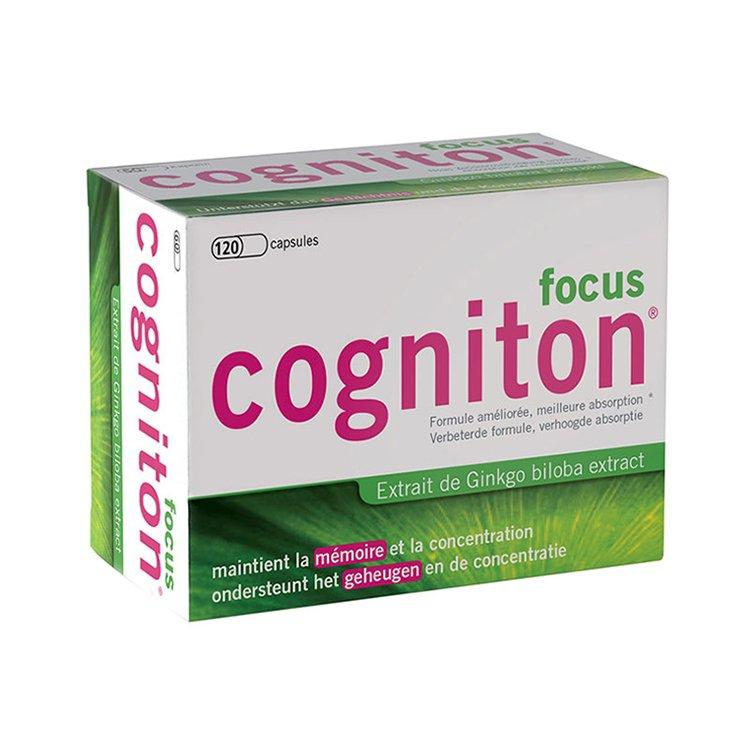 Image of Cogniton Focus 120 Capsules