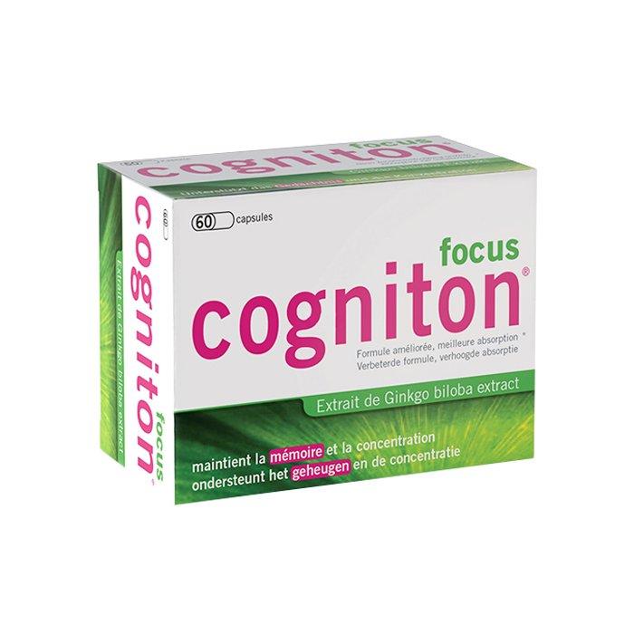 Image of Cogniton Focus 60 Capsules