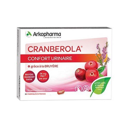 Image of Arkopharma Cranberola 120 Capsules