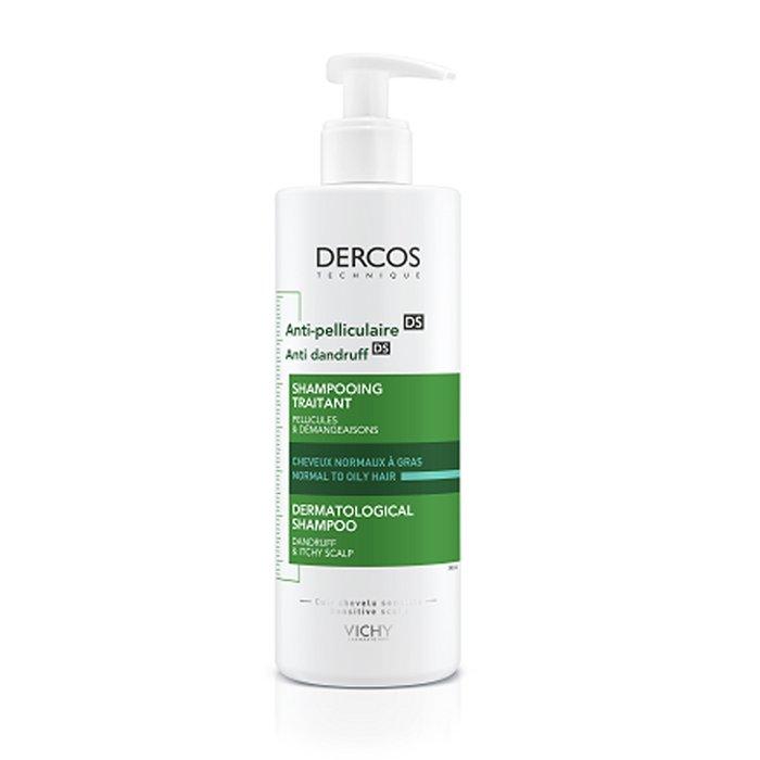 Image of Vichy Dercos Anti-Roos Vet Haar Shampoo 390ml