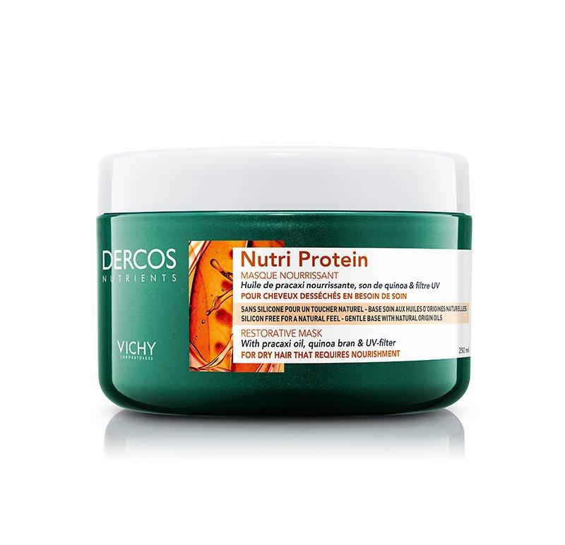 Image of Vichy Dercos Nutrients Nutri Protein Voedend Masker 250ml