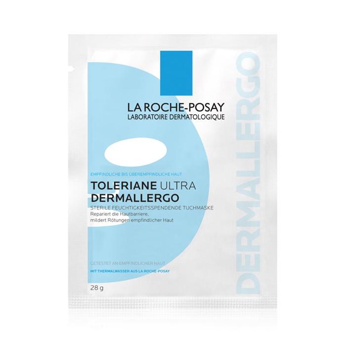 Image of La Roche-Posay Toleriane Ultra Dermallergo Steriel Tissuemasker 25g