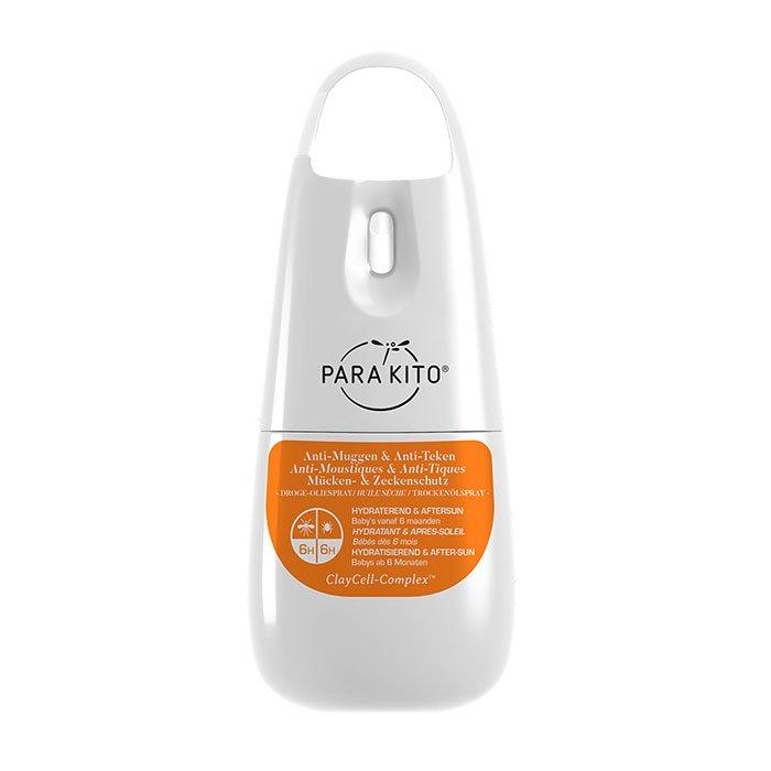 Image of Para'kito Anti-Muggen/ Anti-Teken Droge Olie Spray 75ml