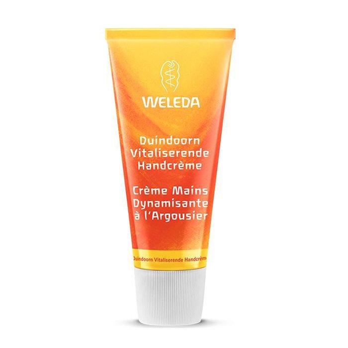 Image of Weleda Duindoorn Vitaliserende Handcrème 50ml