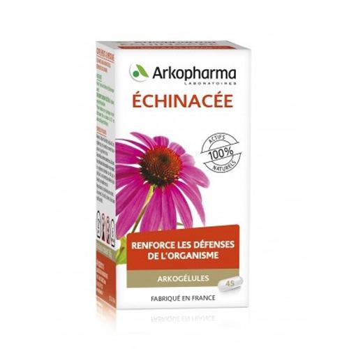 Image of Arkocaps Echinacea Immuniteit 45 Capsules NF