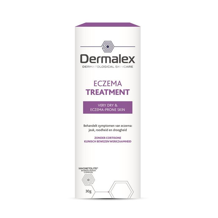 Image of Dermalex Eczeem Behandeling Crème Volwassenen 30g