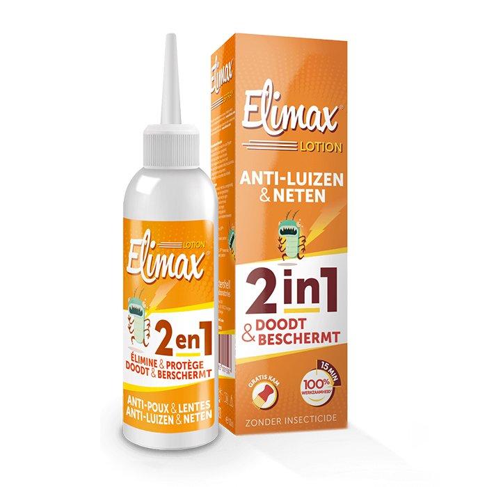 Image of Elimax Lotion Anti-Luizen en Neten 100ml