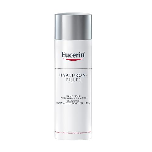 Image of Eucerin Hyaluron-Filler Dagcrème Normale/ Gemengde Huid 50ml