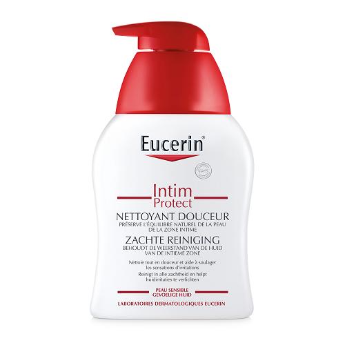 Image of Eucerin Intim Protect Zachte Reiniging 250ml