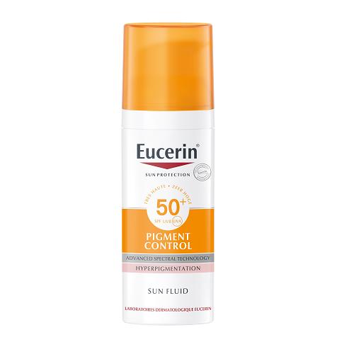 Image of Eucerin Sun Pigment Control Fluid SPF50+ 50ml