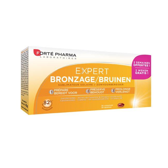 Image of Forté Pharma Expert Bruinen 56 Tabletten