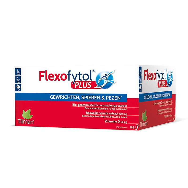 Image of Flexofytol Plus 182 Tabletten
