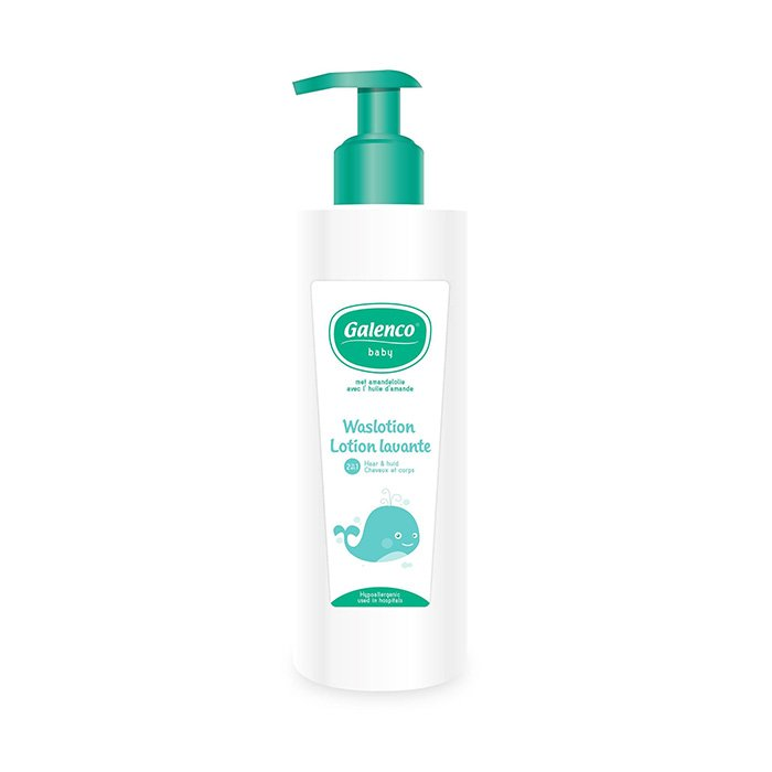 Image of Galenco Baby Waslotion 2in1 400ml