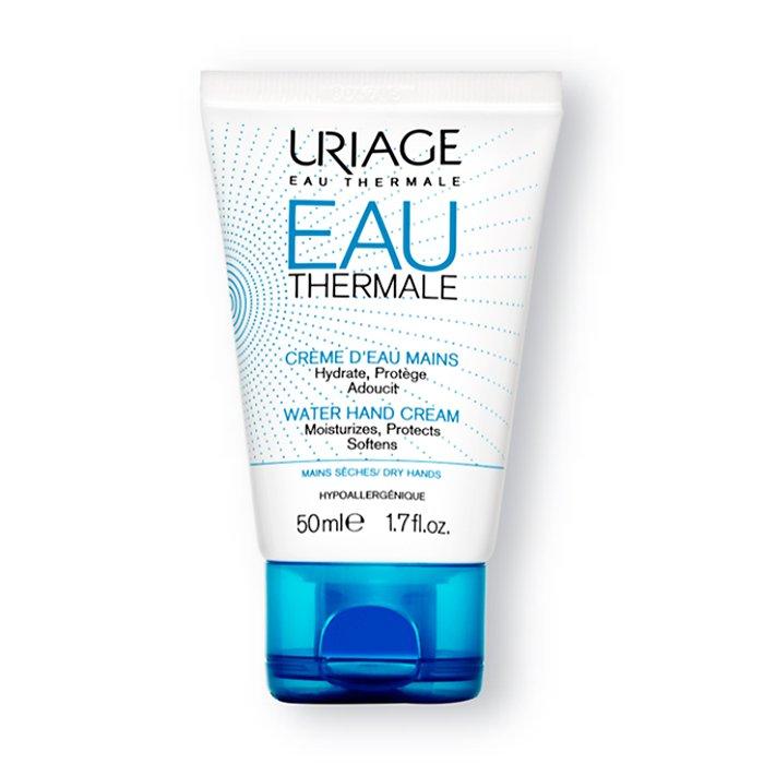 Image of Uriage Eau Thermale Watercrème voor de Handen Tube 50ml
