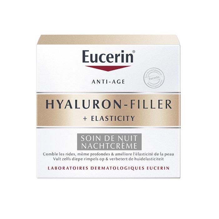 Image of Eucerin Hyaluron-Filler + Elasticity Nachtcrème 50ml