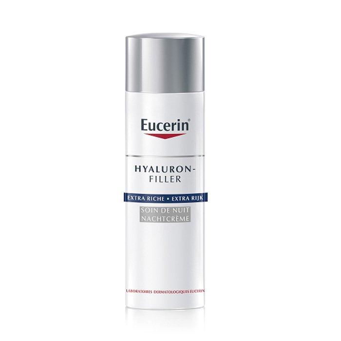 Image of Eucerin Hyaluron-Filler Extra Rijke Nachtcrème 50ml