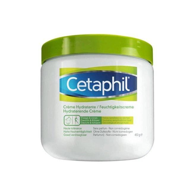 Image of Cetaphil Hydraterende Crème Droge Huid 453g