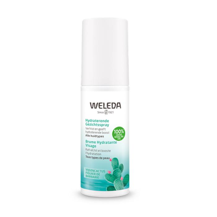 Image of Weleda Hydraterende Gezichtsspray 24u 100ml