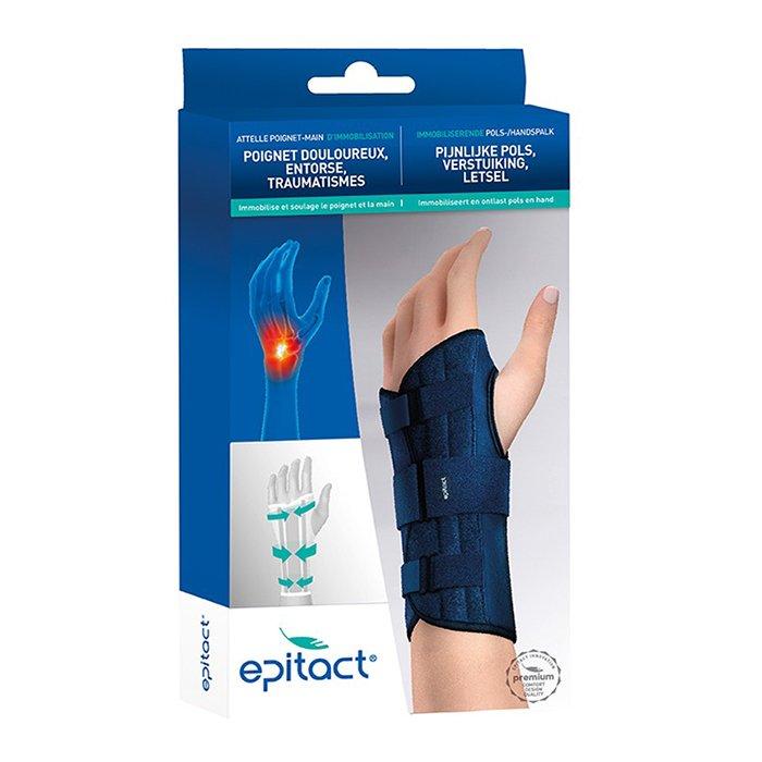 Image of Epitact Immobiliserende Pols-Handspalk Links - Maat M