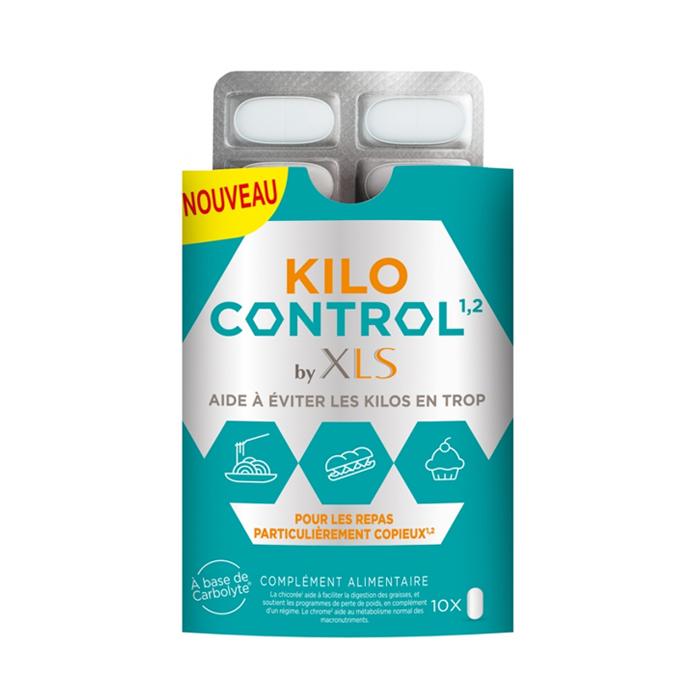 Image of XLS Kilo Control 10 Tabletten