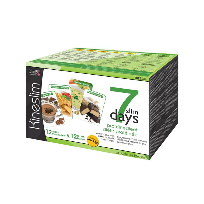 Image of Kineslim Proteïnedieet 7 Slim Days Pack