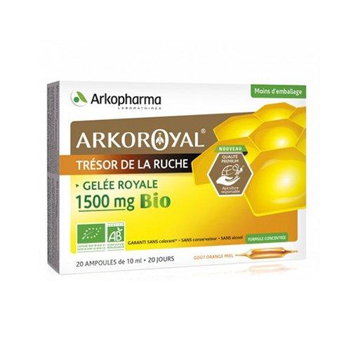 Image of Arkoroyal Koninginnebrij Bio 1500mg 20x10ml Ampullen