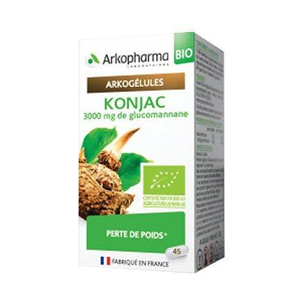Image of Arkocaps Konjac Bio Afslanken 45 Capsules