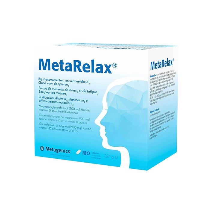 Image of MetaRelax 180 Tabletten