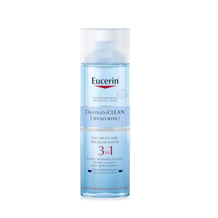 Image of Eucerin DermatoCLEAN Hyaluron 3 in 1 Micellaire Reinigingslotion 200ml