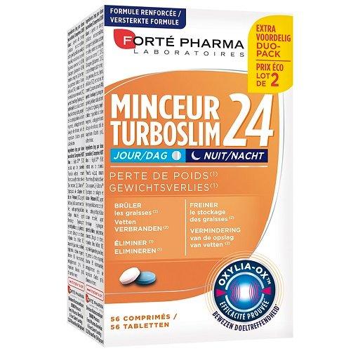 Image of Forté Pharma Turboslim 24 Dag/Nacht 2x28 Tabletten