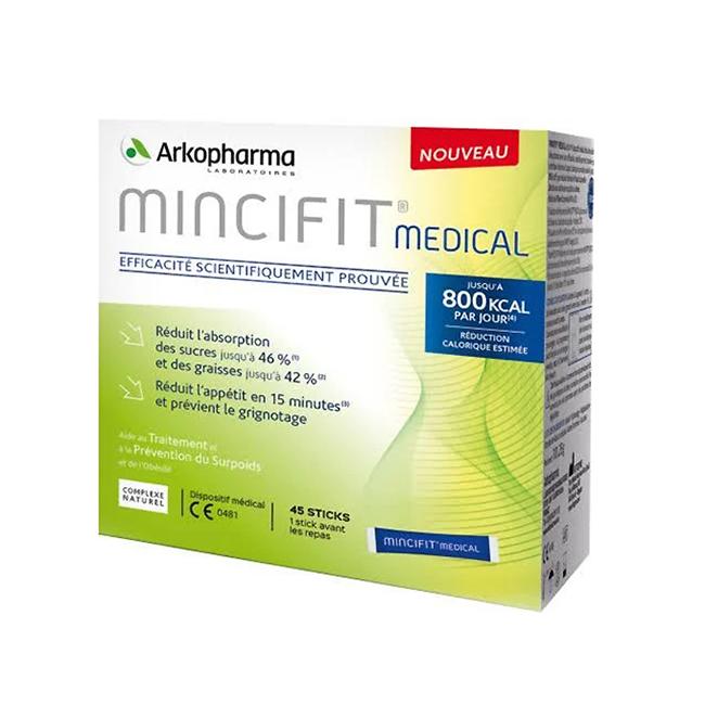 Image of Arkopharma Mincifit Medical 45 Sticks