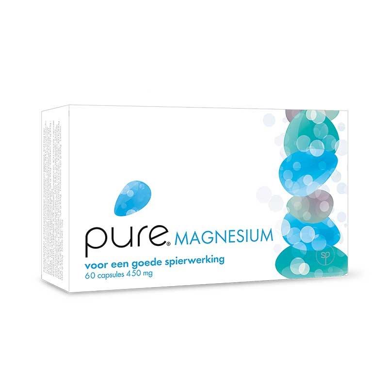 Image of Pure Magnesium 60 Capsules