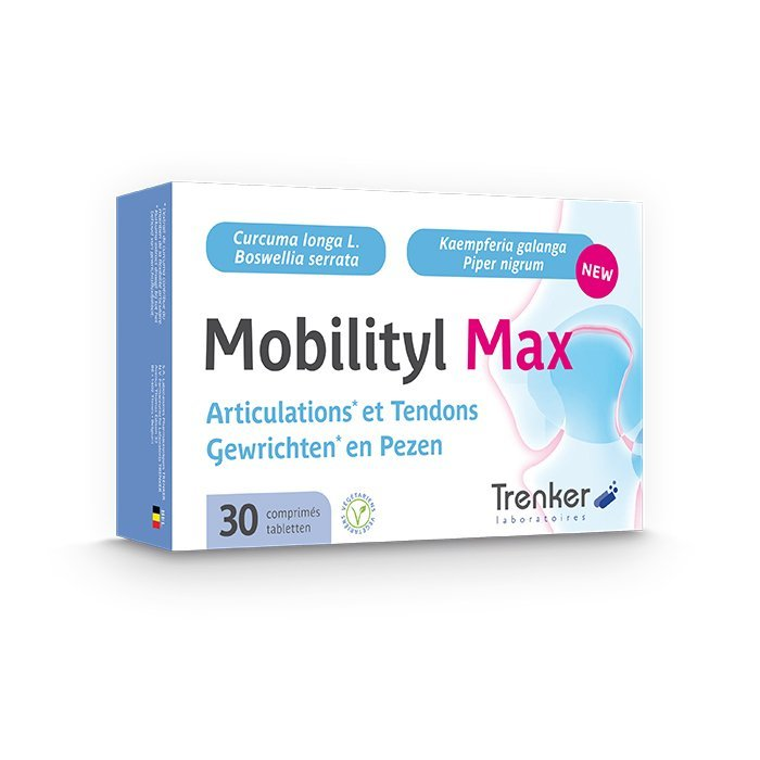 Image of Mobilityl Max 30 Capsules