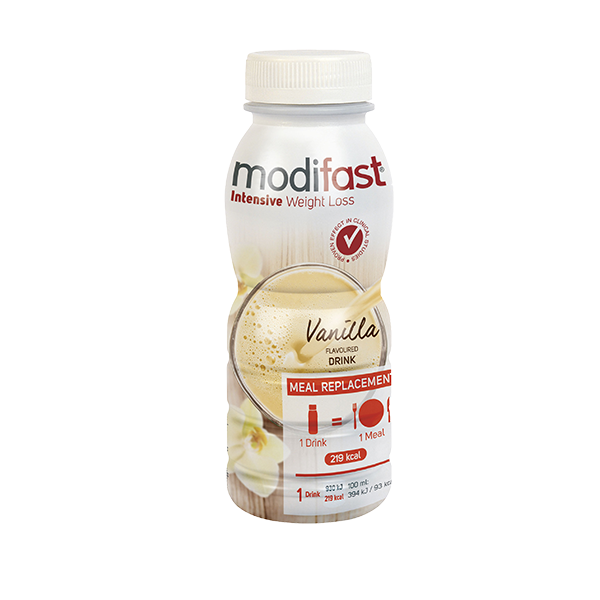 Image of Modifast Intensive Vanilla Drinkmaaltijd 236ml