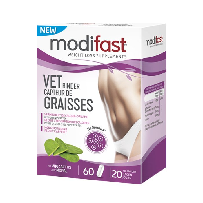 Image of Modifast Vetbinder 60 Capsules