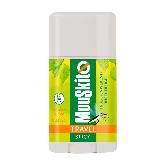 Image of Mouskito Travel Stick Insectenwerend DEET 30% 40ml