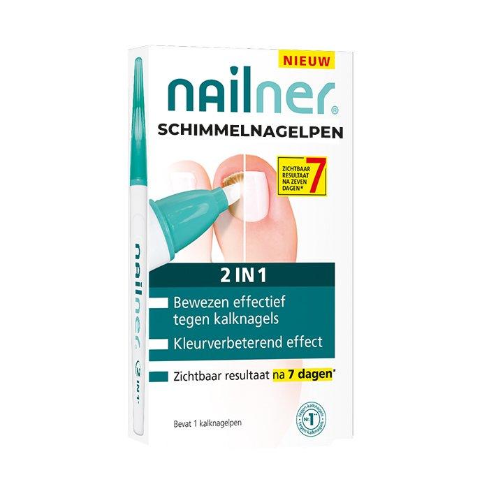 Image of Nailner Schimmelnagelpen 2in1 4ml