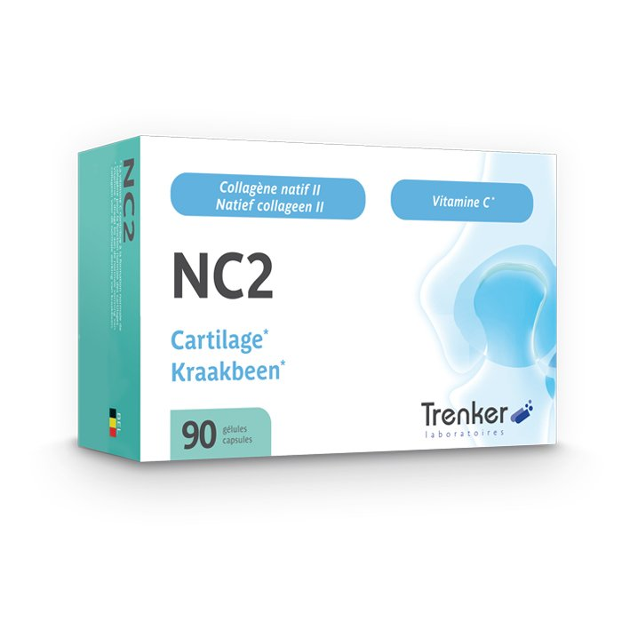 Image of NC2 Kraakbeen 90 Capsules