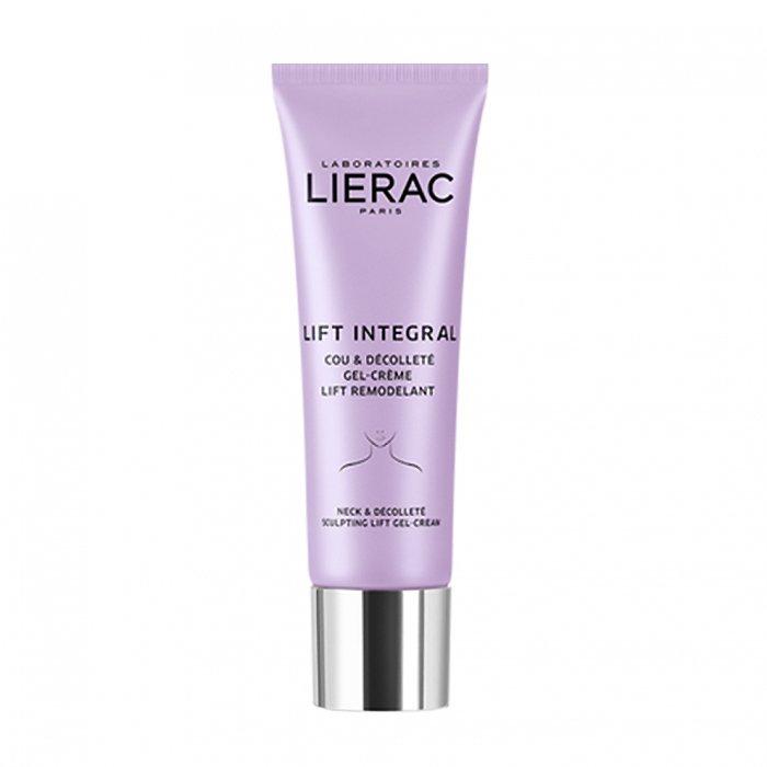 Image of Lierac Lift Integral Modellerende Gel-Crème Met Liftingeffect Hals & Decolleté 50ml