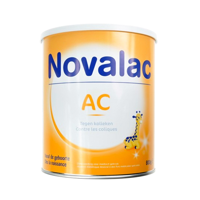 Image of Novalac AC 0-6M Poeder 800g