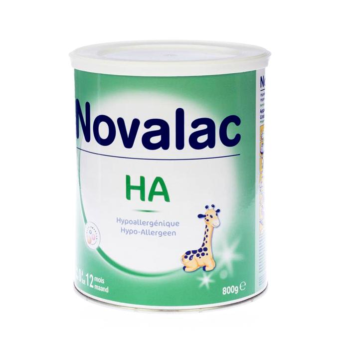 Image of Novalac HA 0-12M Poeder 800g