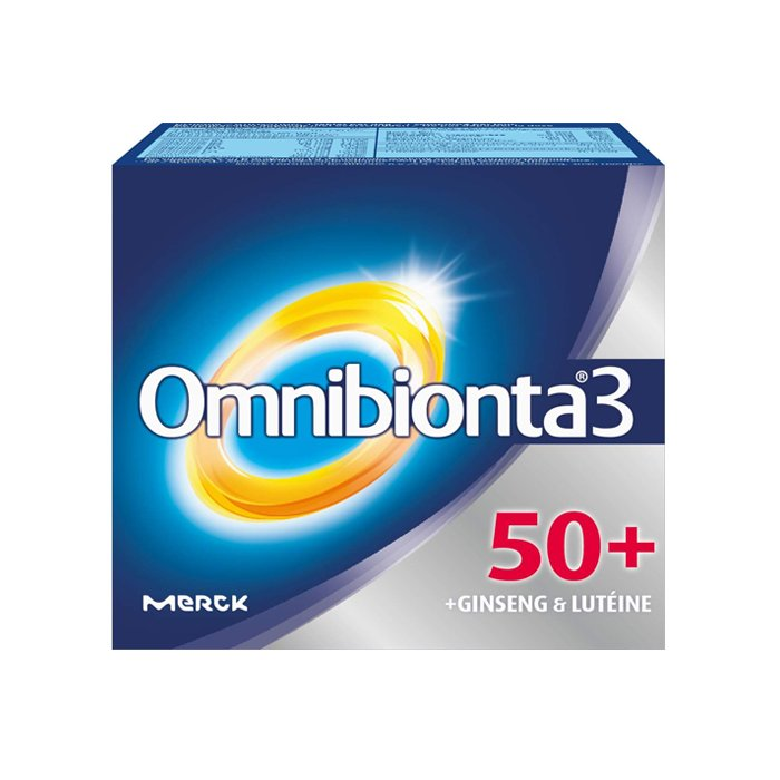Image of Omnibionta3 50+ 30 Tabletten