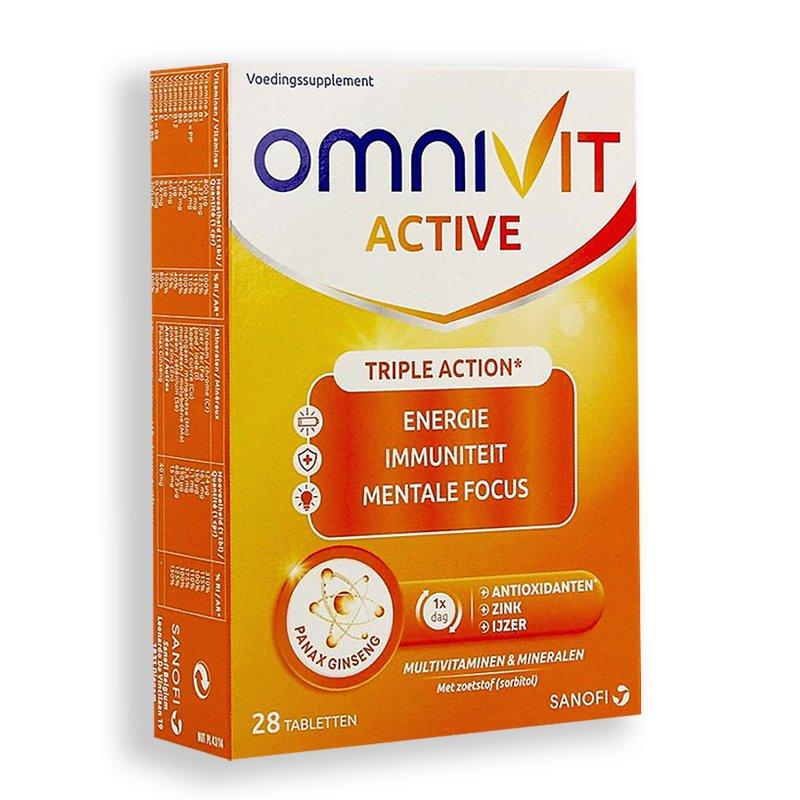 Image of Omnivit Active 28 Tabletten