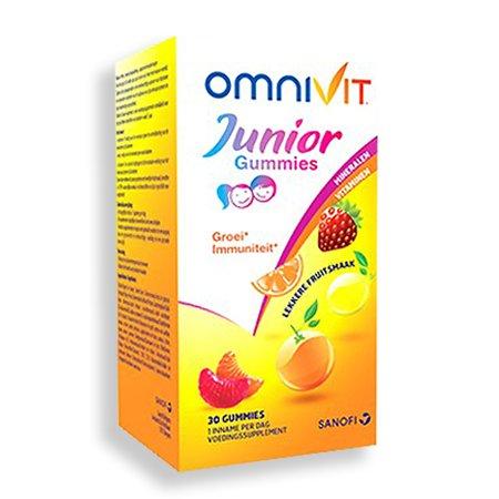 Image of Omnivit Junior Gommetjes 30 Stuks