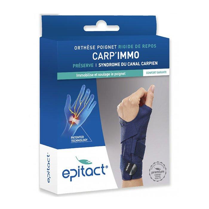 Image of Epitact Carp'immo Polsbrace Linkerhand Maat L