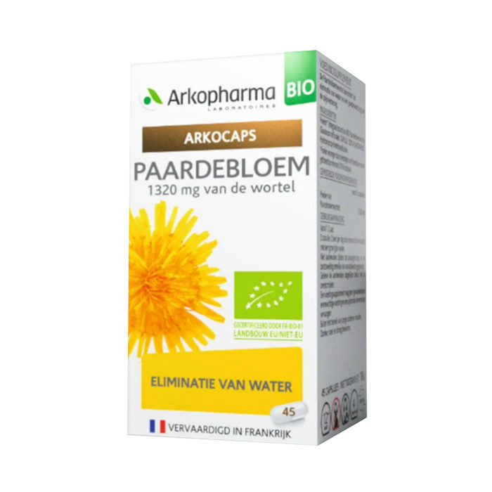 Image of Arkocaps Paardenbloem Bio 45 Capsules NF
