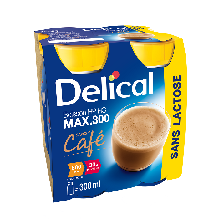 Image of Delical Max. 300 Koffie 4x300ml