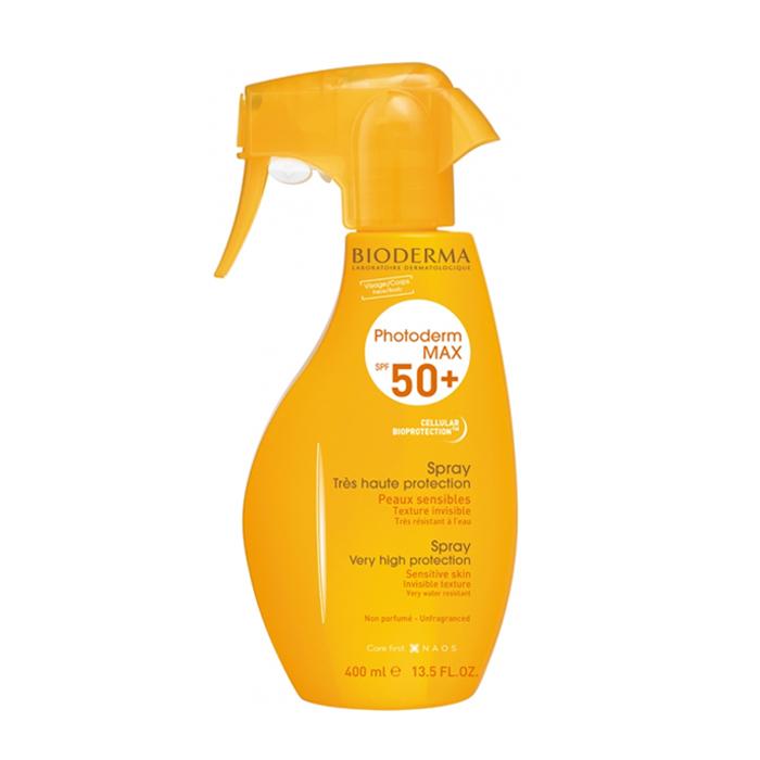 Image of Bioderma Photoderm Max Spray SPF50+ 400ml