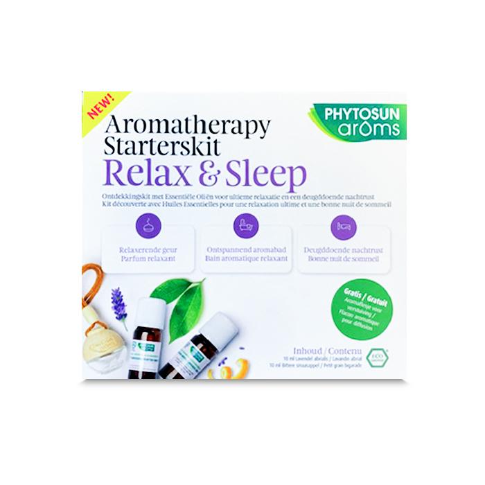 Image of Phytosun Aromatherapie Starterskit Relax & Sleep 1 Stuk